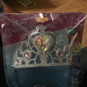 New Disney Princess Toddler Girl Tiara